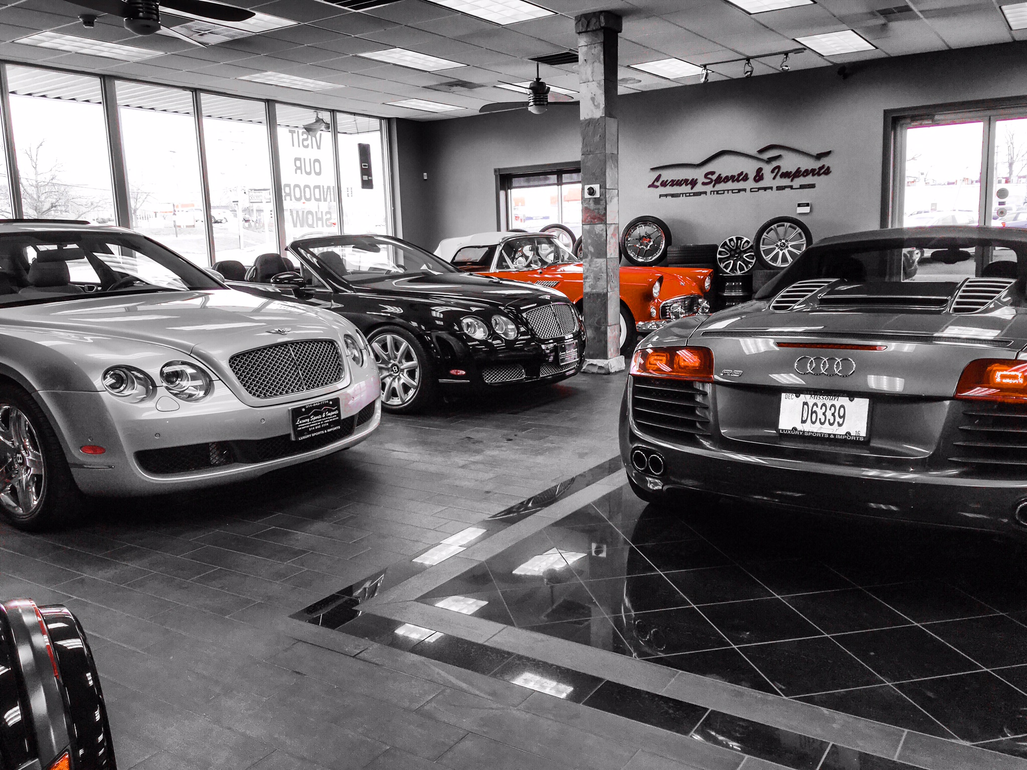 Auto care archives automotive services group for Luxury pre owned motor cars